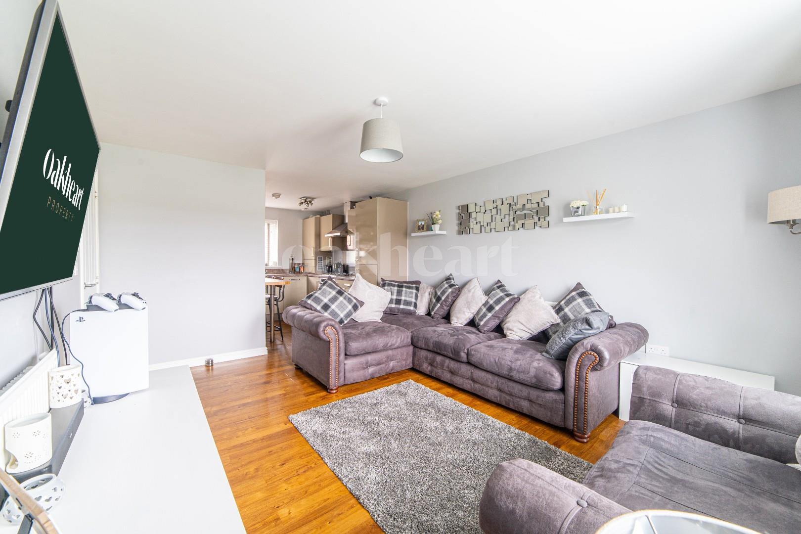 Open Plan Kitchen/Lounge